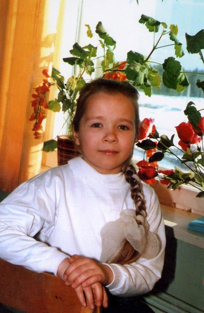 Пропавшая Елена Чикишева