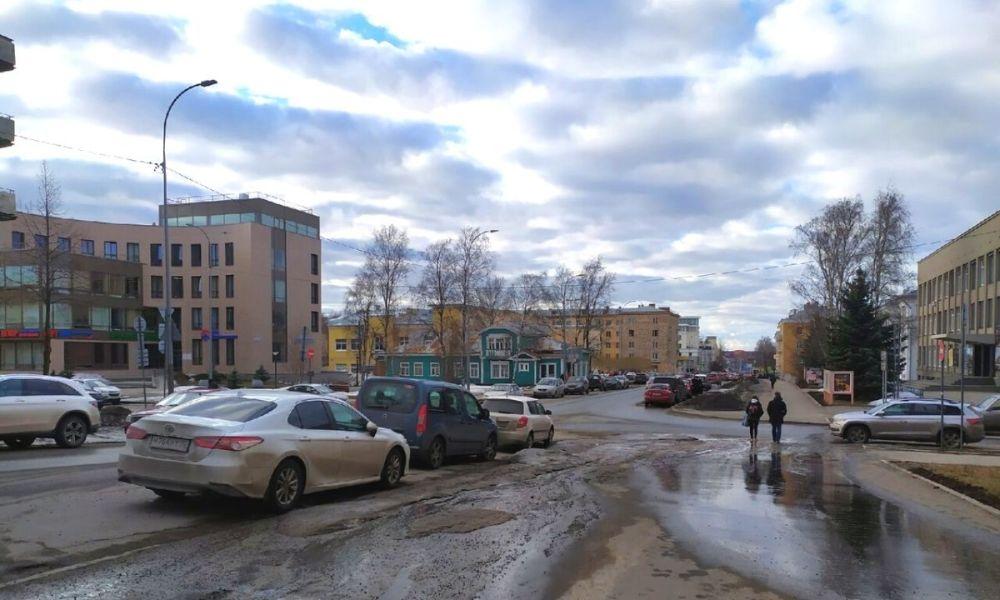 перекресток Кирова-Свердлова