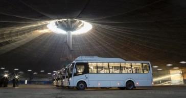 Автобусы в Великом Новгороде