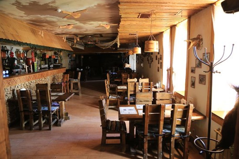 ресторан Медвежий угол в Сегеже
