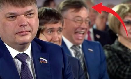 депутат рассмеялся над посланием путина Терентьев Алексендр