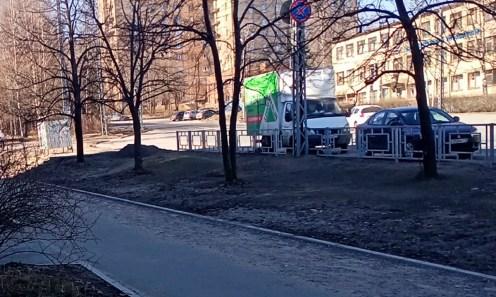 Петрозаводск после зимы