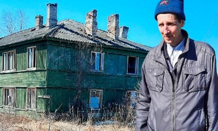 Шуньга дом Виктор Васильев