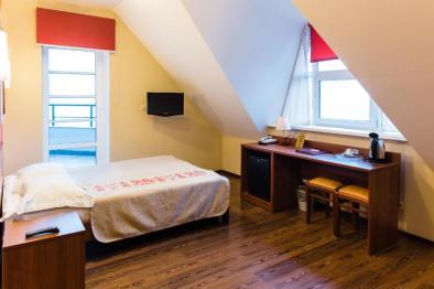 отели и гостиницы Петрозаводска