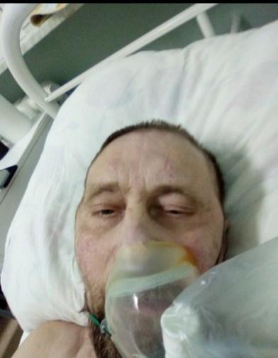 пациент болеет ковидом