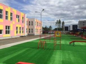 детский сад на Древлянке