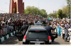 PDP Reacts to Buhari's Massive Crowd in Kano