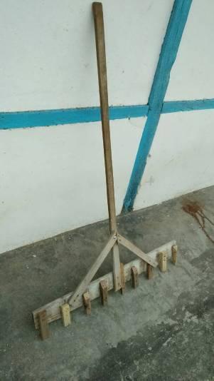 Kuie, alat untuk mangaka padi