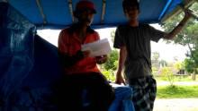Bertemu Pak Suardi, ketua RT 01 / RW 06 Kelurhan Kampung Jawa, Solok