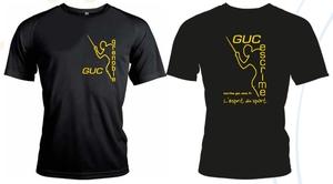 Boutique GUC Escrime, Tshirt polyester