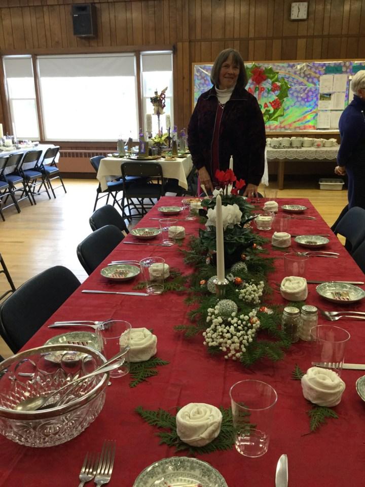 "2016 – ""Judy's Table"""