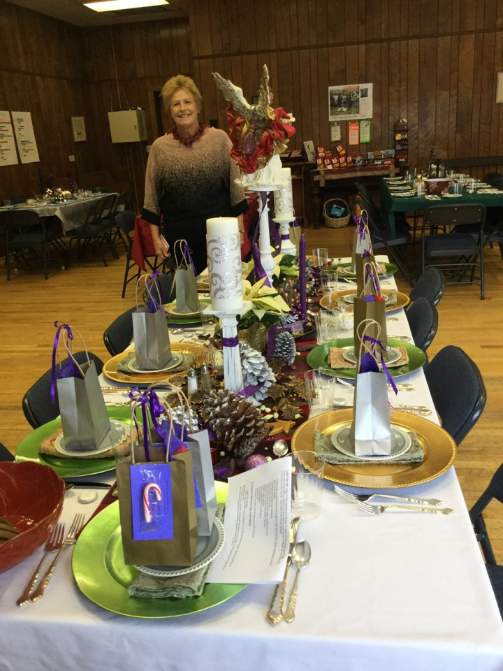 """2016 – """"Shelly's Table"""""""