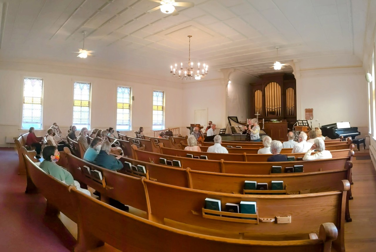 June 27, 2021: Our Return To In-Person Worship