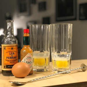 Mord im Orient Express - Drink Rezept