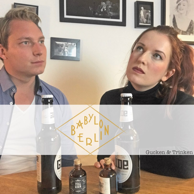 Herrengedeck Podcast zu Babylon Berlin