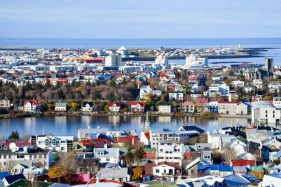 Reykjavik, ve ne innamorerete