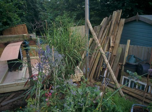 The Shed and the mess