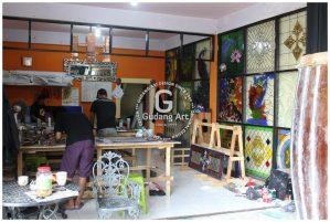 Pengrajin Kaca Patri Jogja Lokal Yang Ternama Dan Berkualitas Unggul