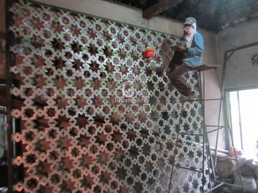 Harga Pagar Masjid Aluminium Termurah di Jogja
