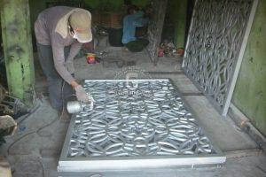 Pengrajin Aluminium Jogja Ternama