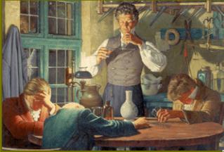Apoteker Penemu Alkaloid dan Kina Warnai Sejarah Lahirnya Dunia Farmasi
