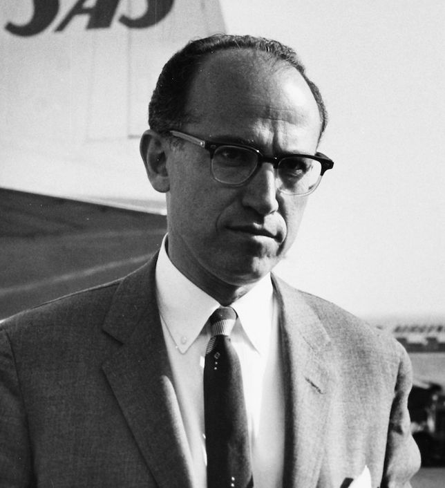 Mengenal Penemu Vaksin Polio, Jonas Edward Salk