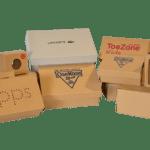 Pabrik Karton Box Atau Kardus Kemasan Aqua Sepatu dan lainnya