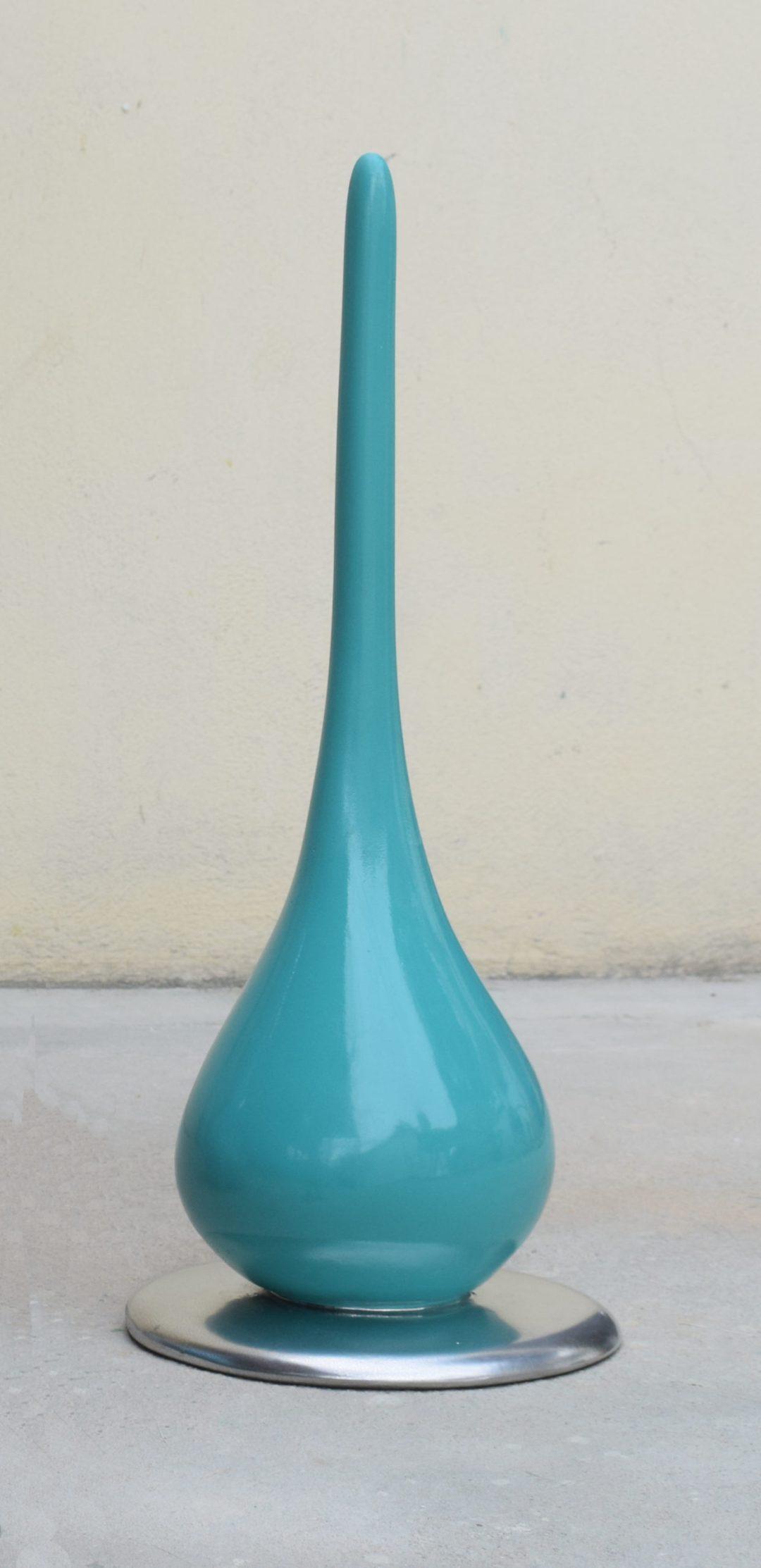 sculpture goutte d'eau