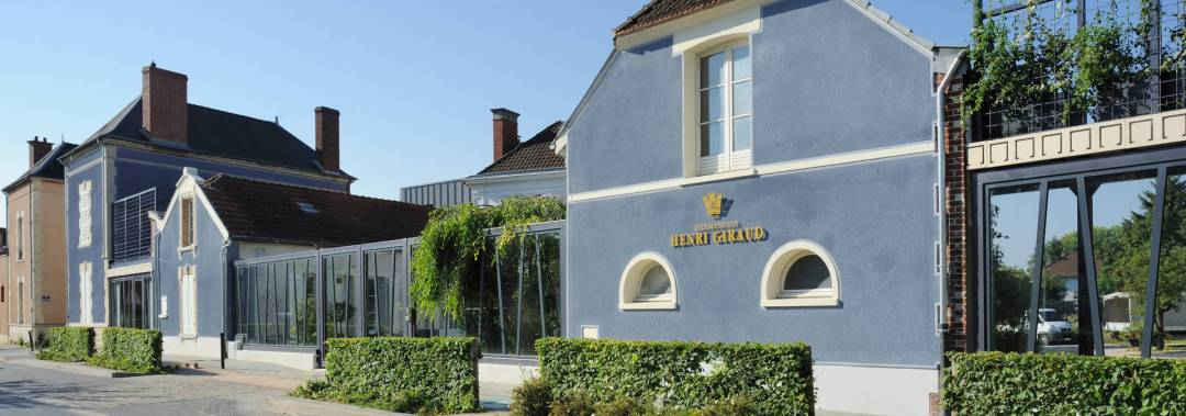 maison de champagne henri Giraud