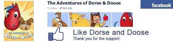 Like the Dorse and Doose
