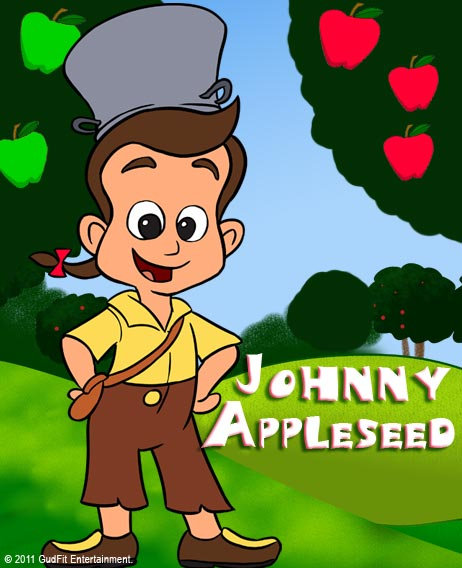 Johnny Appleseed - GudFit Entertainment