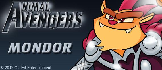 Animal Avengers - Mondor
