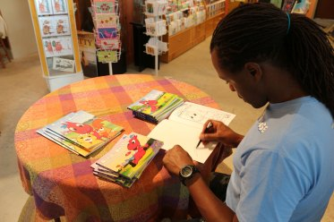 GudFit 2nd Book signing at the Twig Book Shop