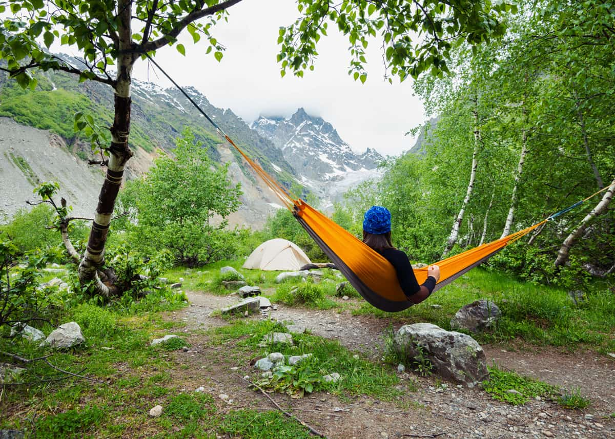 Ultimate Guide To Camping With A Hammock Hang Gear Pack