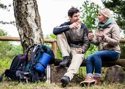 Image result for carry snacks and water while hiking