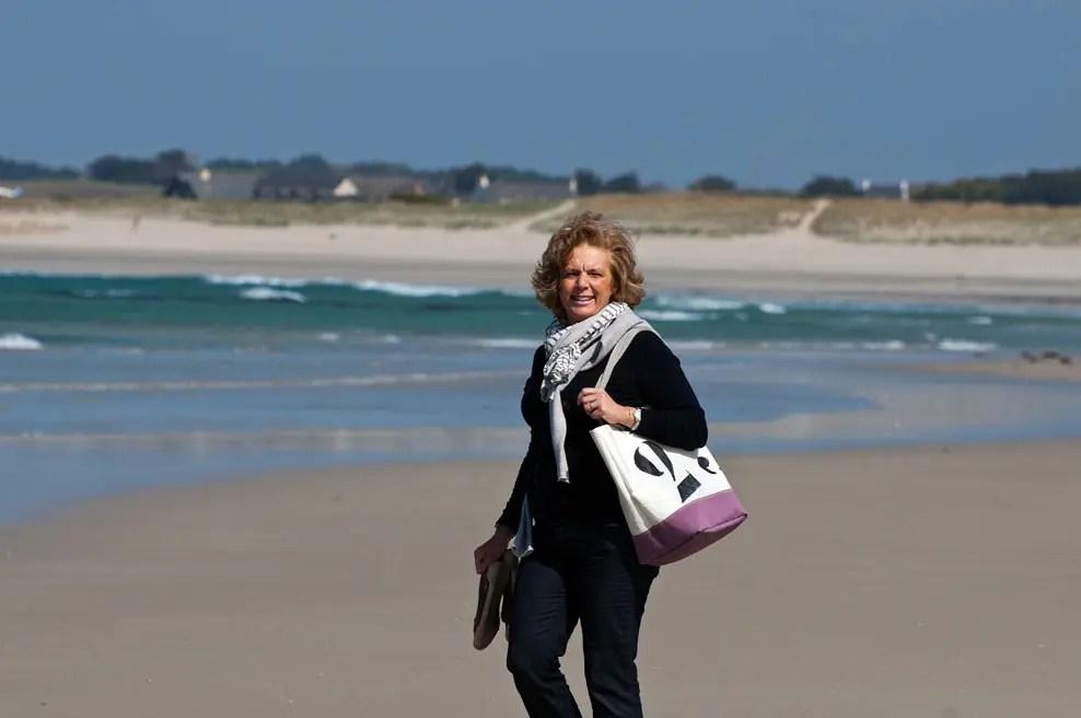Ferienhäuser im Finistère in der Bretagne von Sabine Le Mogne - Fotografie: Gudrun Itt