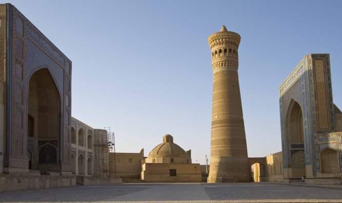 Mosque and madrasa