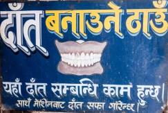 Zahnarzt? Dentist?