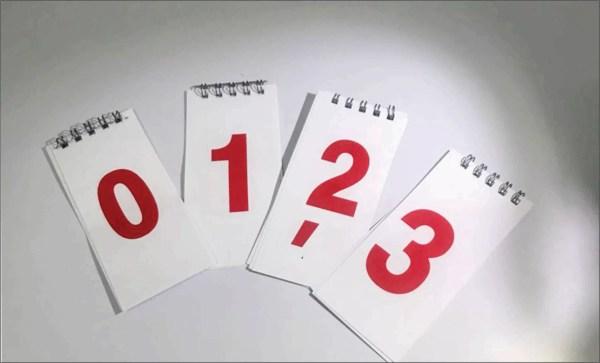 CADERNINHO PRECIFICADOR  COM 4 UNIDADES 12,5X6,5 1