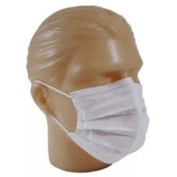 Máscara TNT reutilizável c/ 50 unids. 1