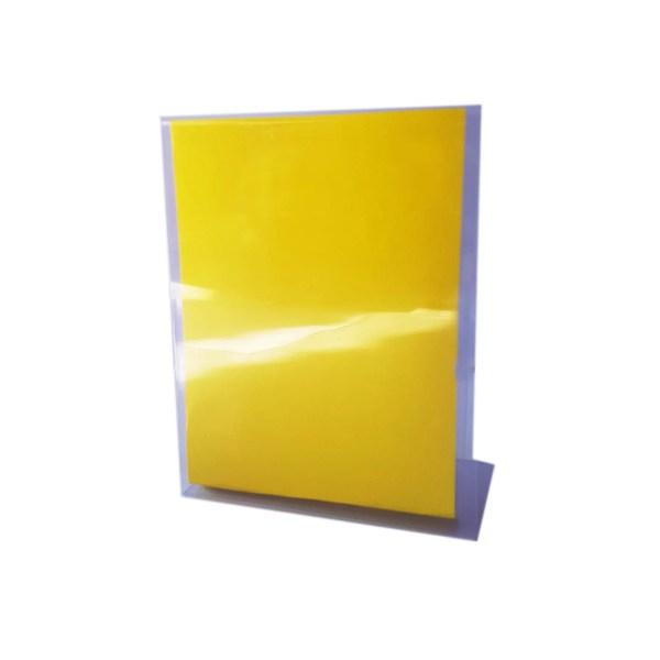 DISPLAY PVC A4/A5/A6- CAIXA COM 10 UNIDADES 1