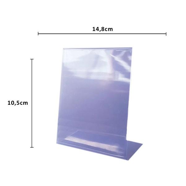 DISPLAY PVC A4/A5/A6- CAIXA COM 10 UNIDADES 3