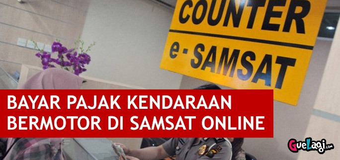 bayar pajak kendaraan di samsat online