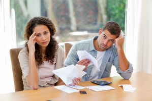 rent to own couple in debt