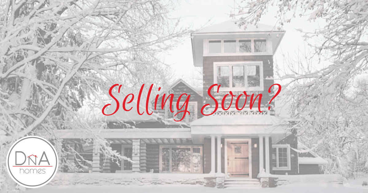 Selling soon - listing my home