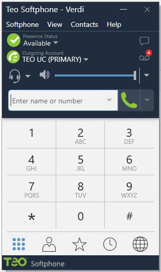 TEO Softphone