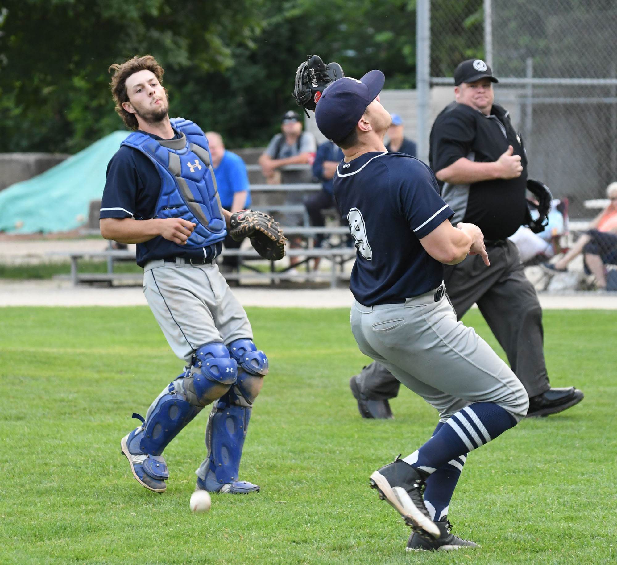 Photos: Guelph Royals-Barrie IBL baseball