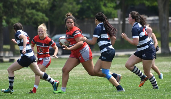 Photos: Guelph Redcoats-Toronto Nomads OWL Cup rugby