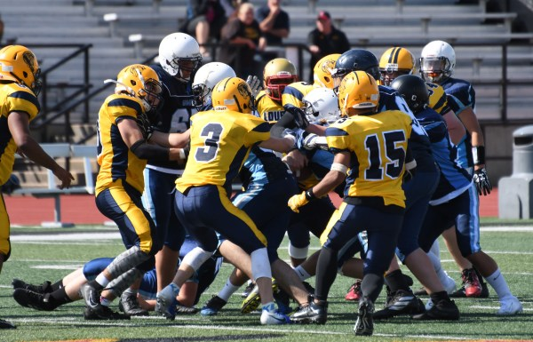 Photos: Lourdes-Bishop Macdonell D10 football