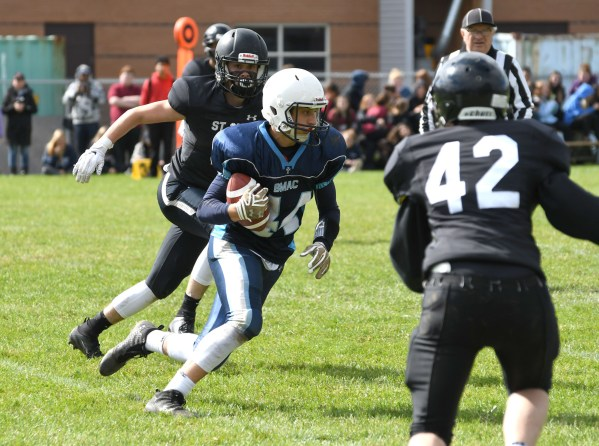 Photos: Bishop Macdonell-St. James football